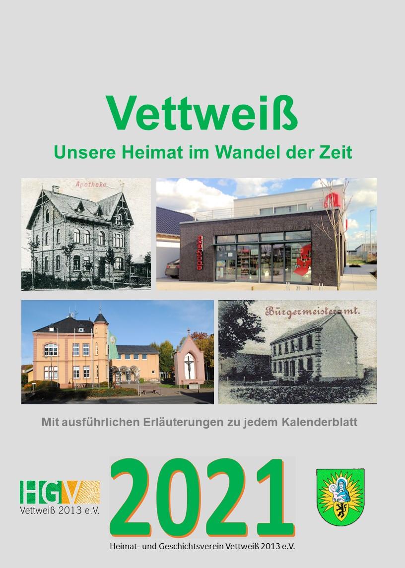 HGV Kalender 2021 Deckbaltt Kompakt